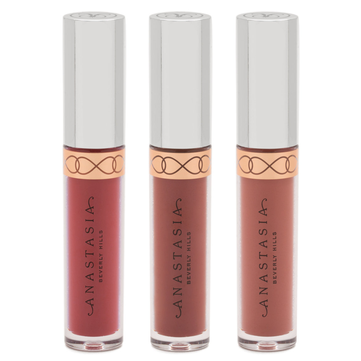 Anastasia Beverly Hills Mini Liquid Lipstick Set alternative view 1.