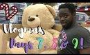 He's bigger than Tyrell!   Vlogmas Day 7,8,9! ♡ Christina Amor