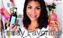 Friday Favorites + New Hair?! ♥ BBW, Motives Cosmetics, More!