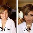Bridal Before & After Makeup