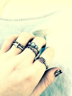 Fave rings 🔳