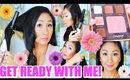 GET READY WITH ME! MOTHER'S DAY!