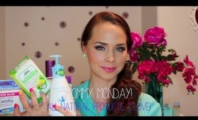 Natural Baby Products I Love to Use!