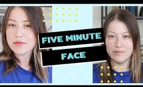 The Five Minute Face Perfect For Busy Mornings