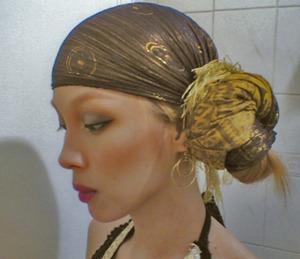 dessert queen headscarf