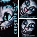 We´re all mad here: Cheshire cat