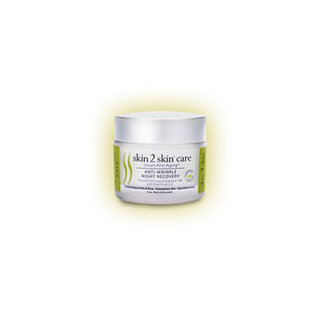 Skin 2 Skin Care Anti-Wrinkle Night Recovery Cream