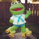 Kermie give you a thumbs up!