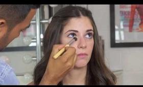 Quick Concealer/Foundation Makeup Application