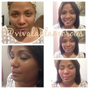 Happy client , soft look