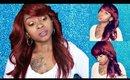 Zury Sis Red Wig HT-Keiko | Show & Tell