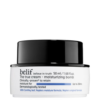 The True Cream Moisturizing Bomb