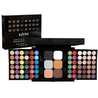 NYX Cosmetics Eyeshadow Palette