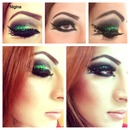 Arab make-up
