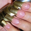 Gold Dipped Tips