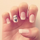French tip!