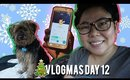 🎄 VLOGMAS DAY 12: FAIL DOG PARK DAY, HOLIDAY PIKACHU | MakeupANNimal