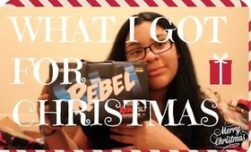 WHAT I GOT FOR CHRISTMAS 2015!