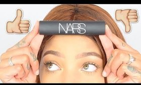 NARS Velvet Matte Foundation Stick Review | Tahoe