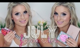 July Favorites! ♡ Best Beauty Products Of The Moment! Shaaanxo