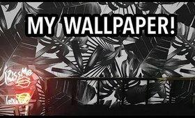 I HAVE WALLPAPER FINALLY! Los Angeles Moving Vlog   Olivia Frescura