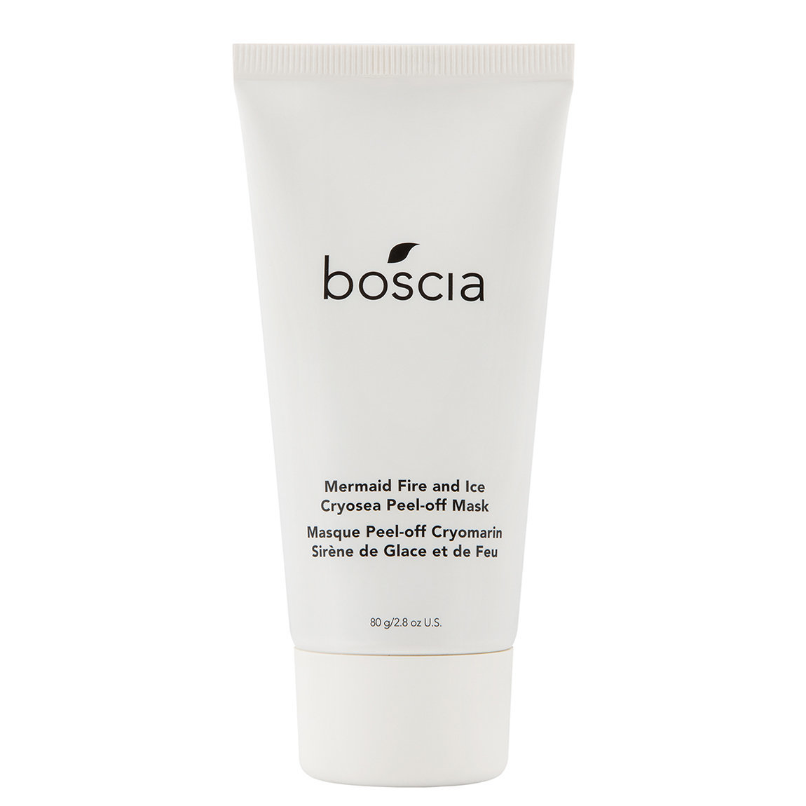 boscia Cryosea Mermaid Fire and Ice Peel-Off Mask product swatch.