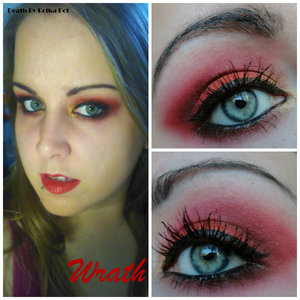 Starting a new makeup series on my blog: Seven Deadly Sins.