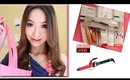 10,000 Subscriber Giveaway & Updates ( Goodie Bag, Babyliss Pro Ceramic Curling Iron, Gift Card)