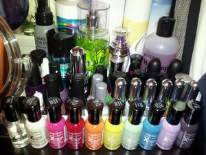 Nail Polish Collection (Updated 03/05/12)