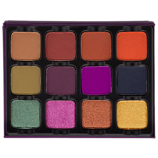 Viseart Dark EDIT Eye Shadow Palette