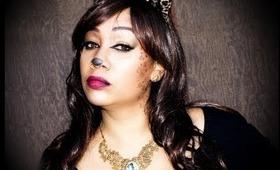 Sexy Glamour Kitty - Leopard Print Halloween Makeup Tutorial - Easy and Fast | Honey Kahoohanohano