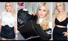 Huge Clothing Haul! ♡ Summer Playsuits, Clubbing Dresses & More!