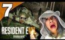 Resident Evil 7 Biohazard - Ep. 7 - DIE, MARGUERITE, DIE! [Twitch Live Stream]