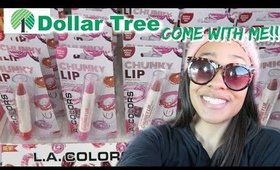 Come with Me to Dollar Tree! LA Colors Makeup!