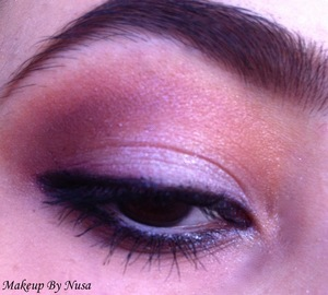 Products used to achieve this look visit my site: www.makeupbynusa.blogspot.dk