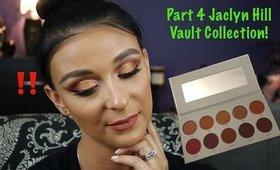 Part 4 - Jaclyn Hill Vault Collection - Ring The Alarm Palette