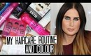 My Haircare Routine and Colour - Updated