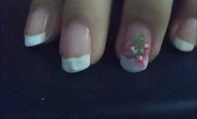 elegant nails / wedding nails