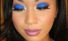 "Rihanna Night Version ""Who's That Chick"" Makeup Tutorial"