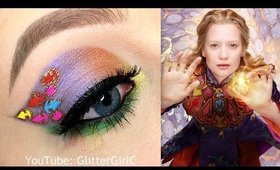 ALICE Through The Looking Glass MAKEUP TUTORIAL