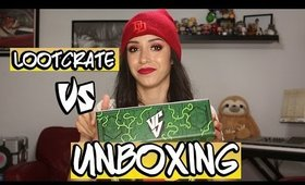 Loot Crate Unboxing|| March 2016 VS
