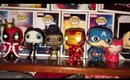 My Marvel Funko POP Collection | Lillee Jean