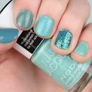 Mint & Teals Nails