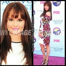 Red carpet: Debby Ryan