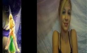 TinkerBell/ Fairy Makeup :)