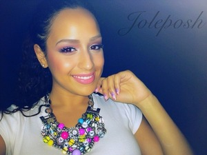 This look is up next on my YouTube channel: Joleposh <333