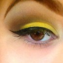 yellow and brown shadow