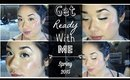 GRWM: Simple, Pretty, Quick | Kendall Jenner Inspired
