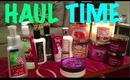 HAUL; Semi-Annual SALE: Bath & Body Works