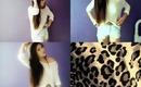 OOTD ♡ Dressy Girly ''Boho'' | Neutral Summer | Summer Fashion